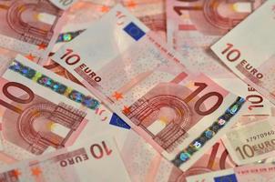 banconote da dieci euro