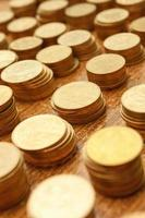 monete di Ucraina foto