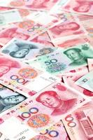 yuan cinese foto