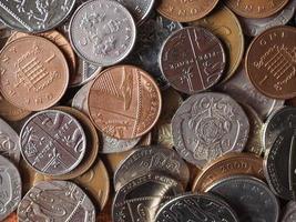 monete da una libbra foto