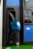 pompe del carburante foto