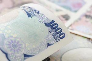 yen Giapponese foto