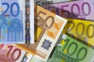 valuta euro foto