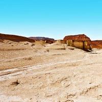 deserto della Giudea foto