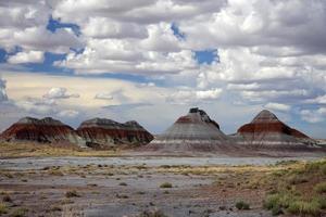 deserto dipinto foto