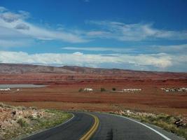 strada del deserto