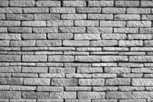 sfondo muro di pietra. foto