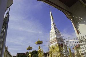 Wat Phra quel Nakhon Nakhon Phanom foto