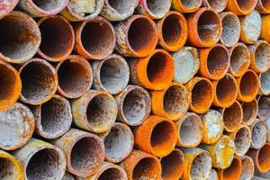 tubo d'acciaio foto