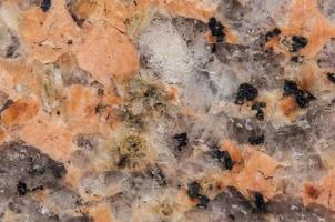 marmo arancione, trama e sfondo foto