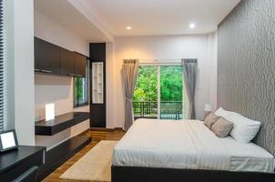 camera da letto interna foto