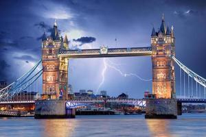 Londra - Tower Bridge foto