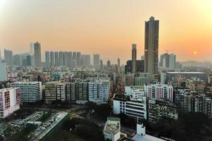 centro di Hong Kong foto