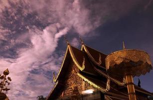 Suthep della Tailandia Chiang Mai Wat Doi foto