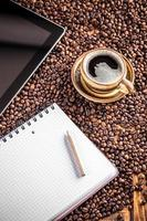 tazza di caffè foto