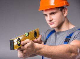 lavori di costruzione foto