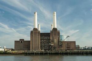 centrale elettrica di Battersea foto