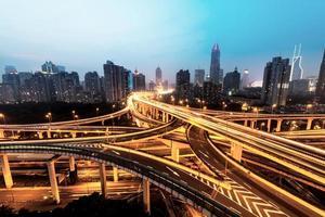 interscambio di Shanghai