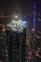 torre di jin mao foto