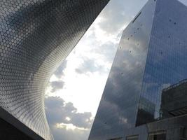nel tardo pomeriggio a Città del Messico foto