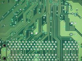 sfondo del circuito stampato