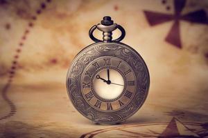 orologio da tasca antico foto
