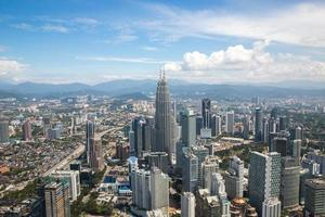 Kuala Lumpur, Malesia. foto