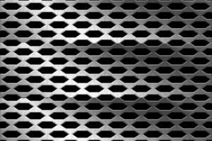 sfondo di metallo foto