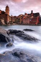 villaggio vernazza italia foto