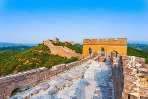 Grande Muraglia il punto di riferimento di Cina e Pechino