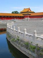 Città proibita, Pechino, Cina foto
