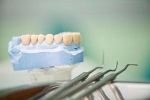 il lavoro del dentista non è così facile foto