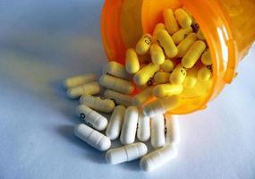 capsule di prescrizione foto