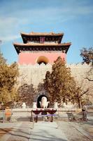 tombe della dinastia ming a Pechino, Cina