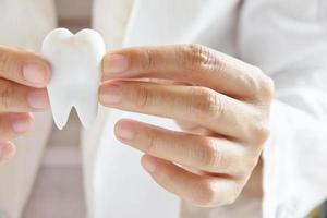 concetto dentale foto