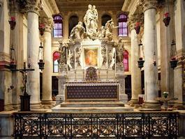 santa maria della salute (santa maria della salute) 5 (venezia, italia) foto