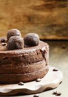 torta al cioccolato foto