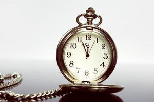 orologio da tasca foto