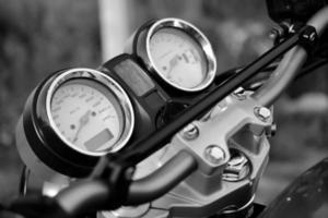 motocicletta foto