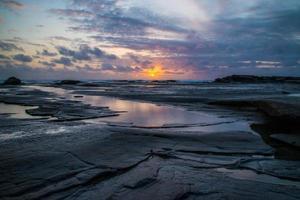 alba delle rocce