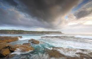 piccola baia Sydney Australia foto