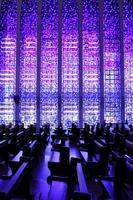 finestre della chiesa di dom bosco