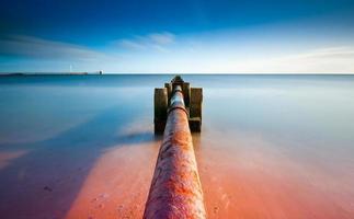blyth pipe. foto