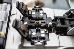 strumento di giunzione delle fibre foto