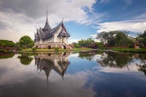 tempio della thailandia foto