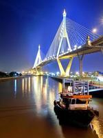 ponte di bhumibol in Tailandia