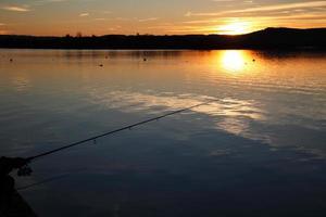 pesca notturna foto