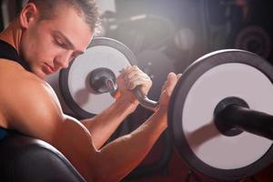 palestra fitness foto