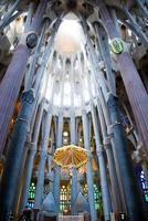 Sagrada Famiglia, Barcellona in Spagna