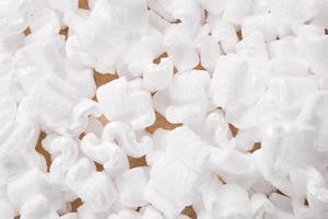 imballaggio di arachidi foto